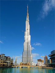 The Burj Tower (828 meter)